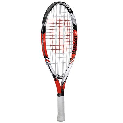 Wilson Steam 19 Junior Tennis Racket 2014