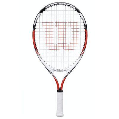 Wilson Steam 21 Junior Tennis Racket 2014