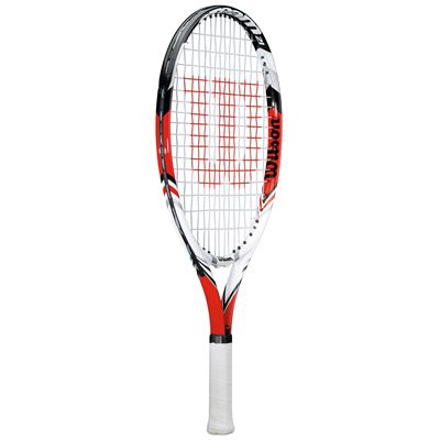 Wilson Steam 21 Junior Tennis Racket 2014 - Side