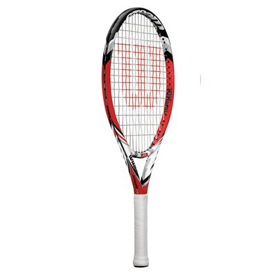 Wilson Steam 23 Graphite Junior Tennis Racket - Alternative View