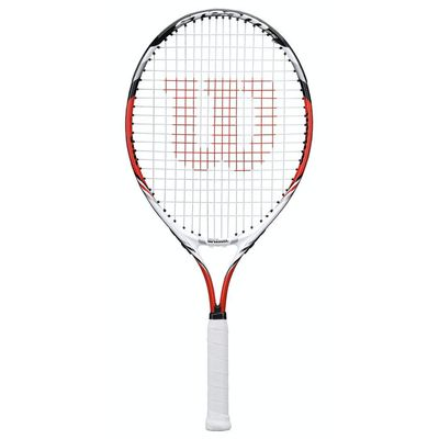 Wilson Steam 25 Junior Tennis Racket 2014