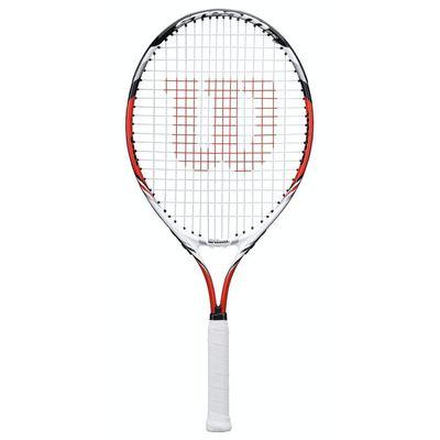 Wilson Steam 25 Junior Tennis Racket 2014