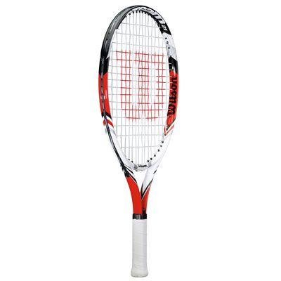 Wilson Steam 25 Junior Tennis Racket 2014 - Side