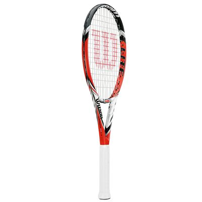 Wilson Steam 99 LS Tennis Racket Side