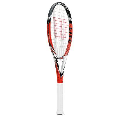 Wilson Steam 99 LS Tennis Racket Side