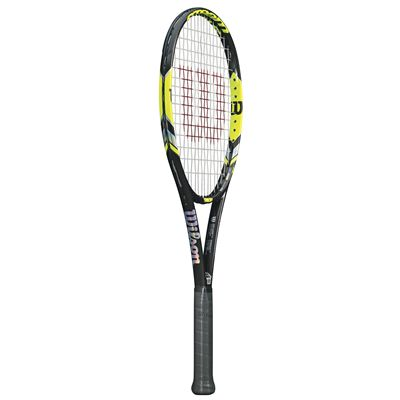 Wilson Steam 99 S Tennis Racket SS17 - Side