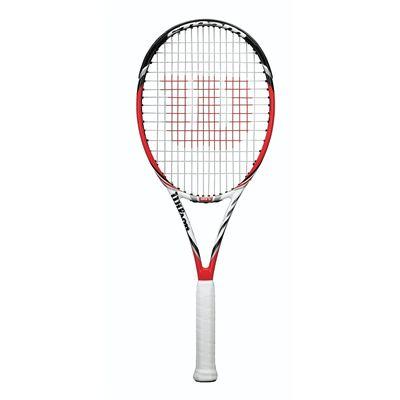 Wilson Steam 99 S Tennis Racket-a