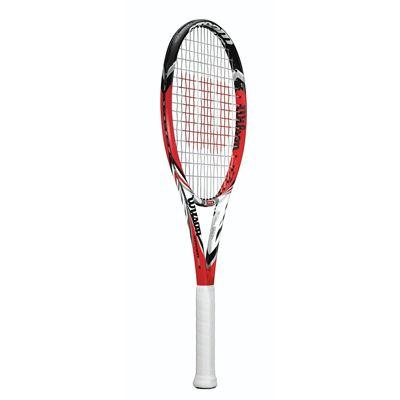 Wilson Steam 99 S Tennis Racket-b