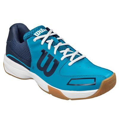 Wilson Storm Indoor Court Shoes - Angle