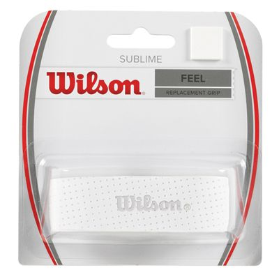 Wilson Sublime Replacement Grip-White