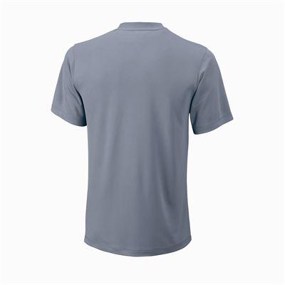 Wilson Summer Henley Boys T-Shirt - Back