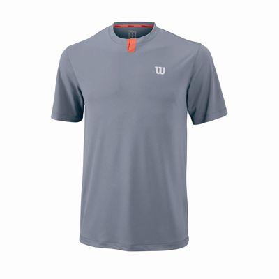 Wilson Summer Henley Boys T-Shirt