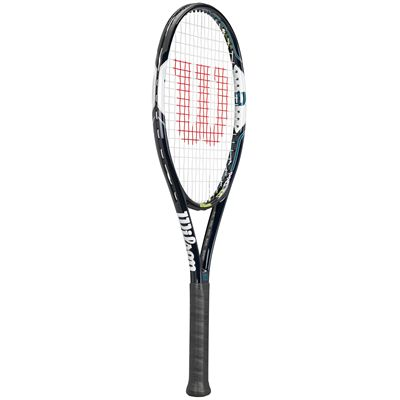 Wilson Surge Pro 100 Tennis Racket-Angled