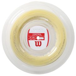 Wilson Synthetic Gut Control 16 Tennis String - 200m Reel