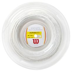 Wilson Synthetic Gut Duramax 16 Tennis String - 200m Reel