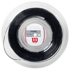 Wilson Synthetic Gut Power 16 Tennis String - 200m Reel