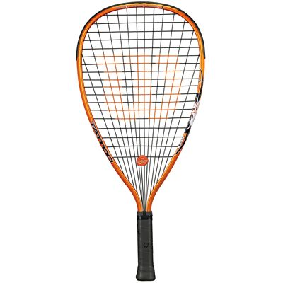 Wilson Tattoo Racketball Racket-Front-Dampener