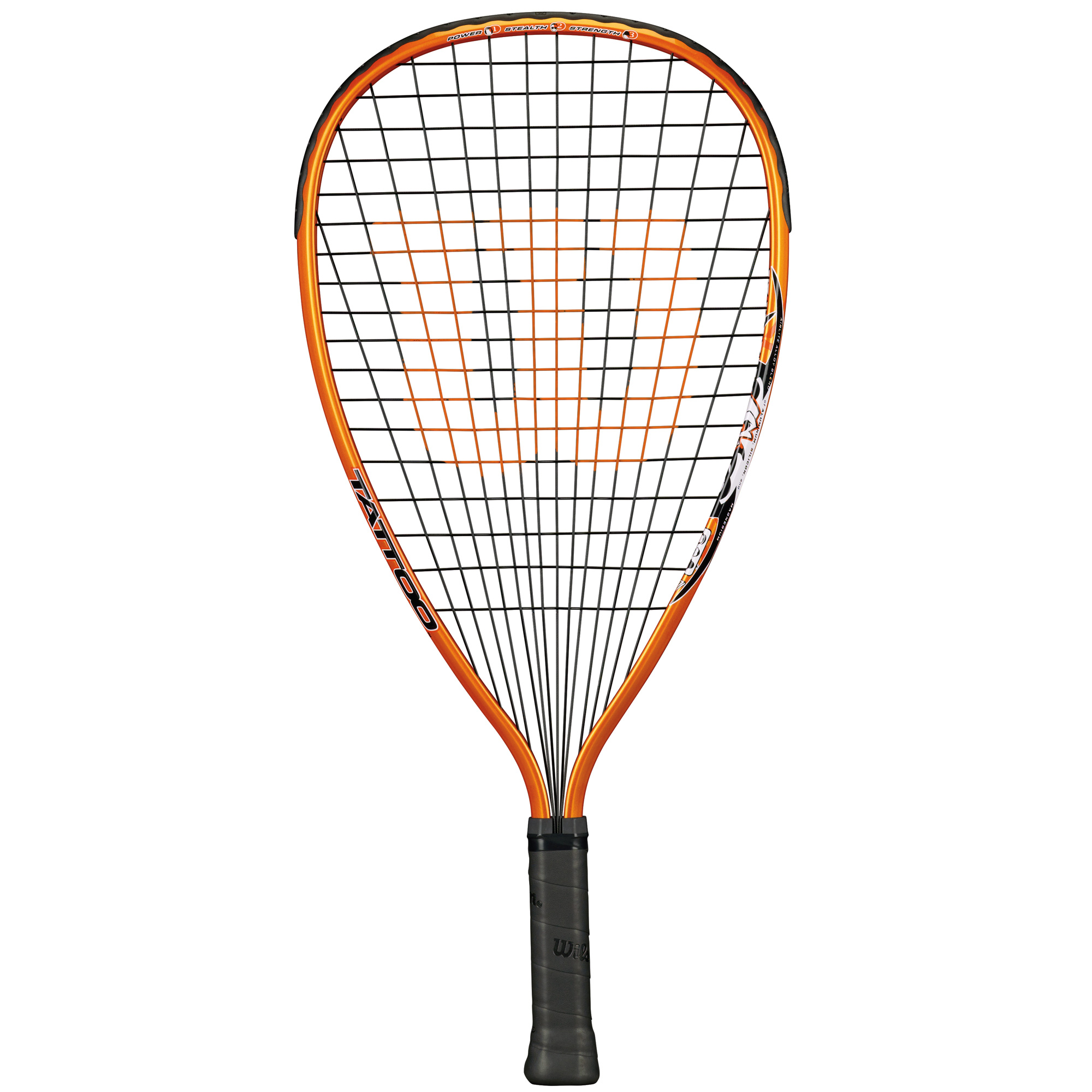 Image of Wilson Tattoo Racketball Racket