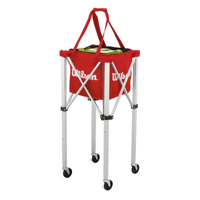 Wilson Teaching Tennis Ball Cart - View1