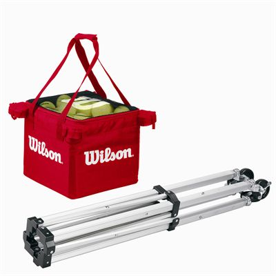 Wilson Teaching Tennis Ball Cart - View2