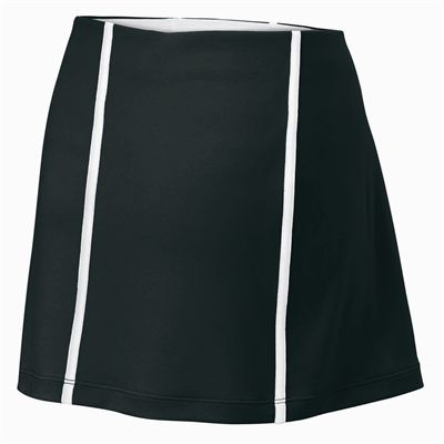Wilson Team 12.5 inch Ladies Skirt - Back