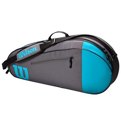 Wilson Team 3 Racket Bag SS21 - Blue