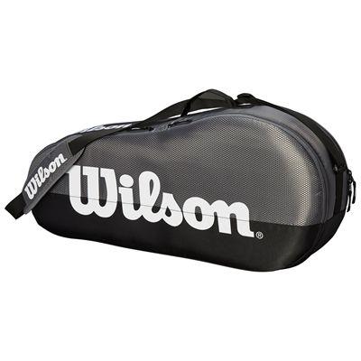 Wilson Team 3 Racket Bag - Grey