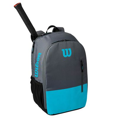 Wilson Team Backpack SS21 - Blue In Use