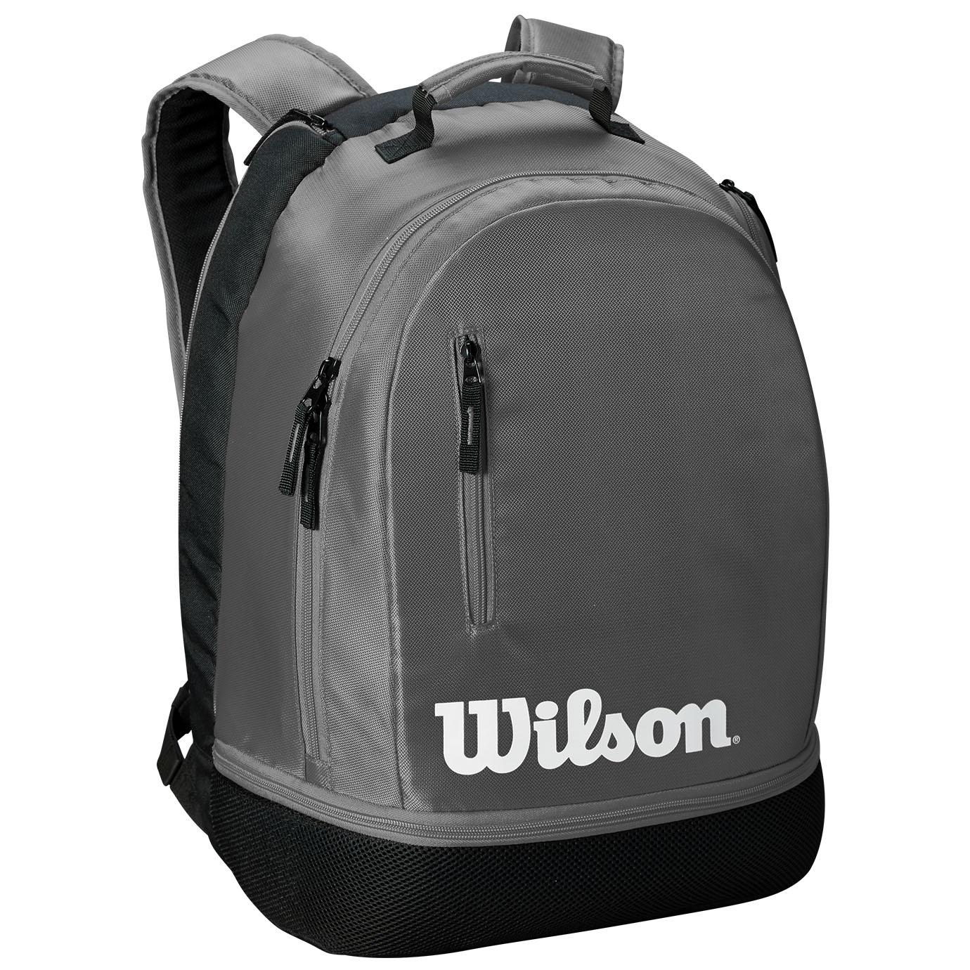 Wilson Team Backpack - Grey/Black