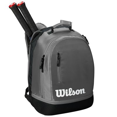 Wilson Team Backpack - Red - Grey - In Use