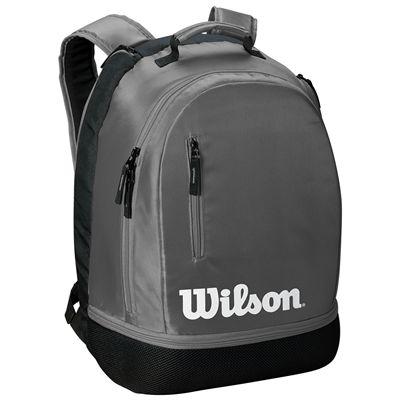 Wilson Team Backpack - Red - Grey