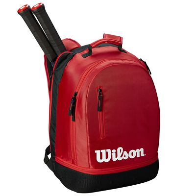 Wilson Team Backpack - Red - In Use