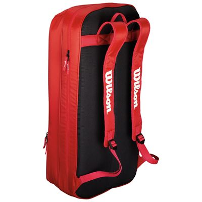 Wilson Team Badminton Long Backpack-Back
