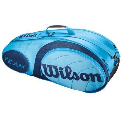 Wilson Team Blue 6 Racket Bag