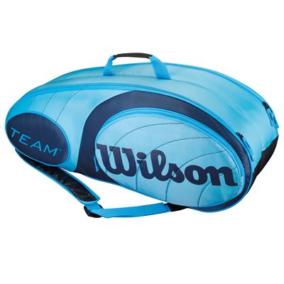 Wilson Team Blue 9 Racket Bag