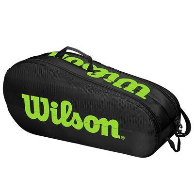 Wilson Team Collection 2 Comp 6 Racket Bag - Side