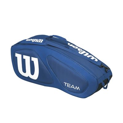 Wilson Team II 6 Racket Bag - Side