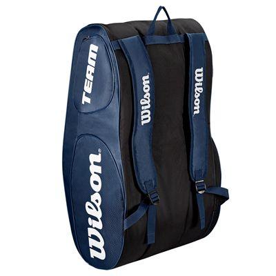 Wilson Team III 12 Racket Bag - Back
