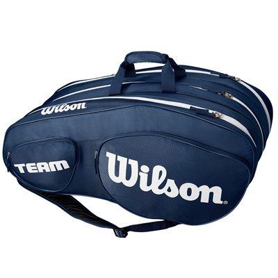 Wilson Team III 12 Racket Bag - Side