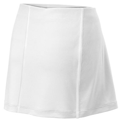 Wilson Team Ladies Skirt White - Back