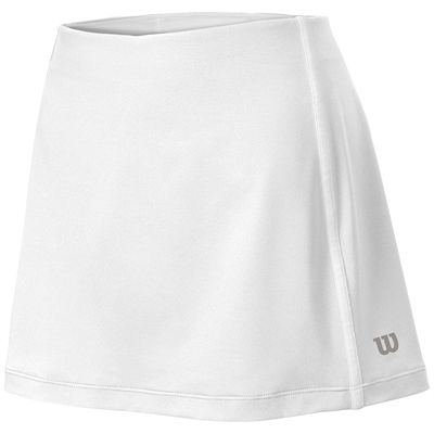 Wilson Team Ladies Skirt White - Front