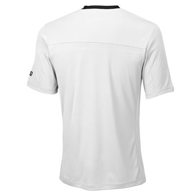 Wilson Team Mens Crew Shirt - Back