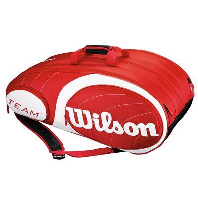 Wilson Team Red 12 Racket Bag Image