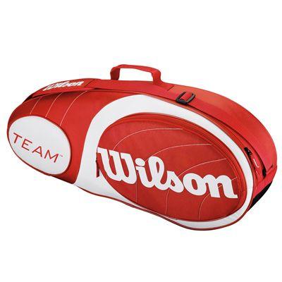 Wilson Team Red 3 Racket Bag