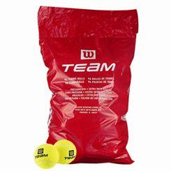 Wilson Team W Trainer Poly Bag - 96 Tennis Balls