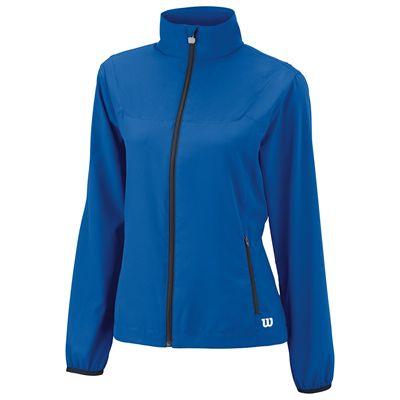 Wilson Team Woven Ladies Jacket-Front