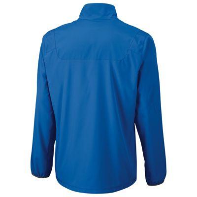 Wilson Team Woven Mens Jacket-Blue-Back
