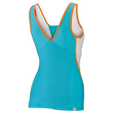 Wilson Total Control Womens Tank Top - Back View