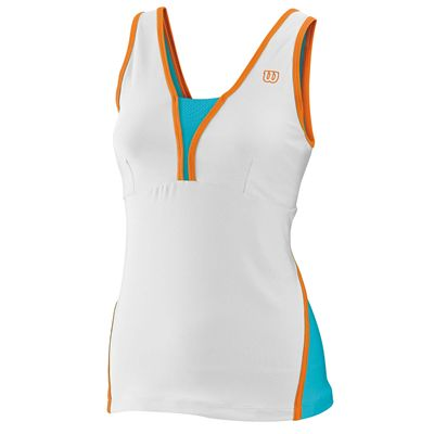 Wilson Total Control Womens Tank Top