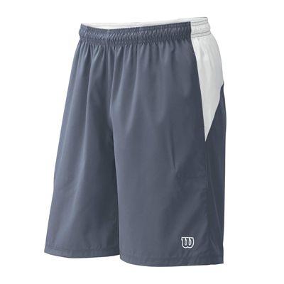 Wilson Tough Win Shorts Grey White